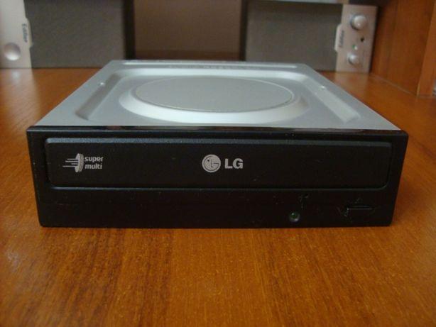 Оптический привод DVD-RW LG GH22NP20 (интерфейс IDE).