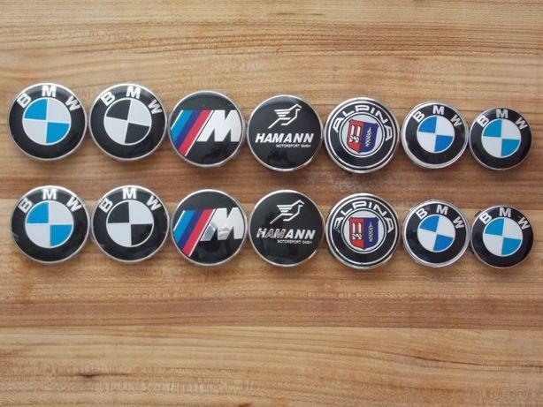 Колпачки заглушки BMW/M-power/Alpina/Hamann/56 60мм 68мм в литой диск