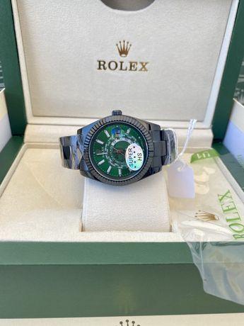 Relogio Rolex Sky World Time Novo
