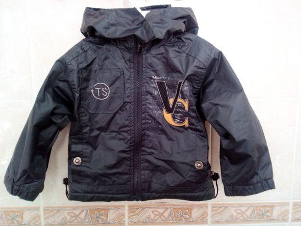 Курточка, куртка, демисезон для мальчика 1-2 г