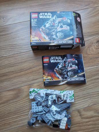 Lego Star Wars Sokół Milennium 75139