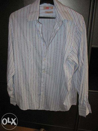 koszula z długim rękawem, XL Franco Ferucci