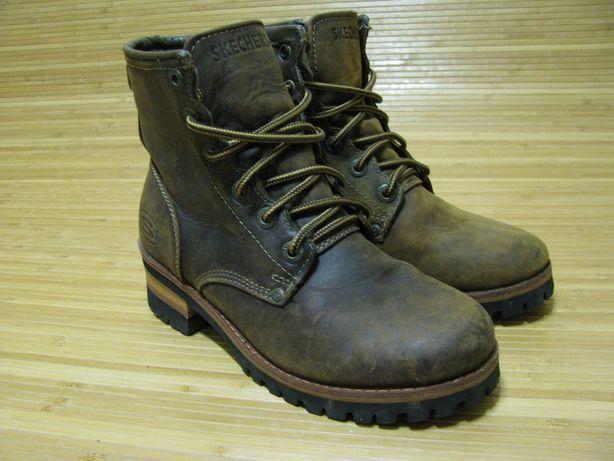 Ботинки демисезонные Skechers; EUR-38