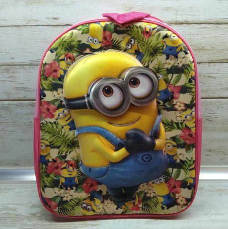 Дитячий рюкзак Minions Міньйон сумка