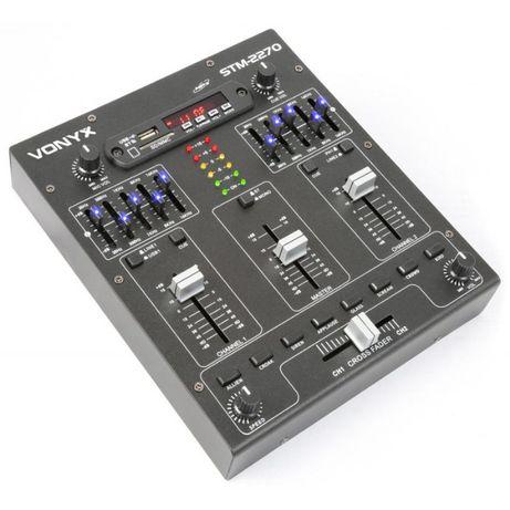 Mikser Dj'ski Vonyx STM2270 SD/USB/MP3/BT