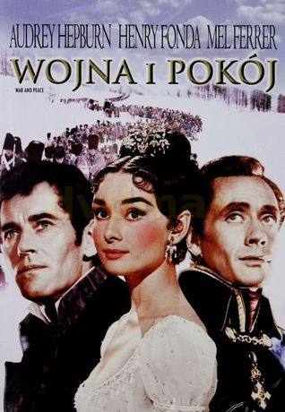 Wojna i Pokój (polski lektor) [DVD]