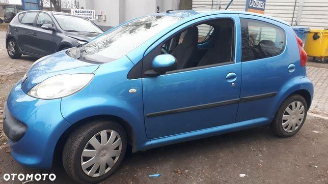 Peugeot 107 Klimatyzacja, serwis, PO opłatach