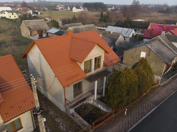 Dom 140m2 w Czermnie do wykończenia. Super cena!