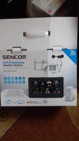 Stacja pogody sencor 12500 wifi