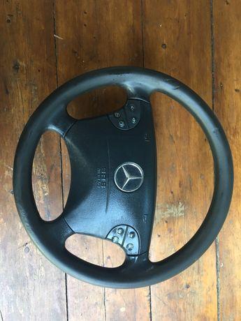 210 мерседес Mercedes руль салон бампер