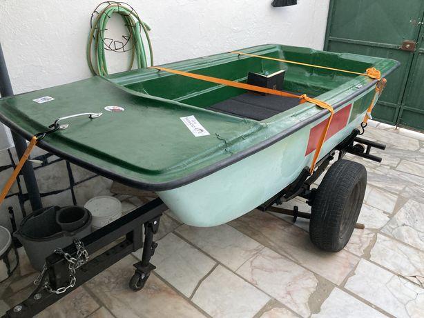 Barco pesca ao achigam 2.60
