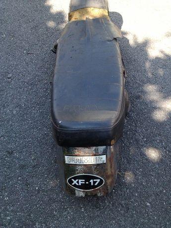 assento vendo da XF-17, precisa da capa