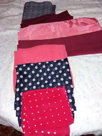 Платки шарфы новые.