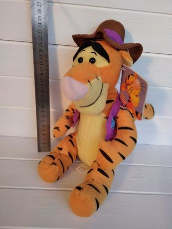 Мягкая игрушка тигр Тигрюля с м/ф Винни пух и друзья