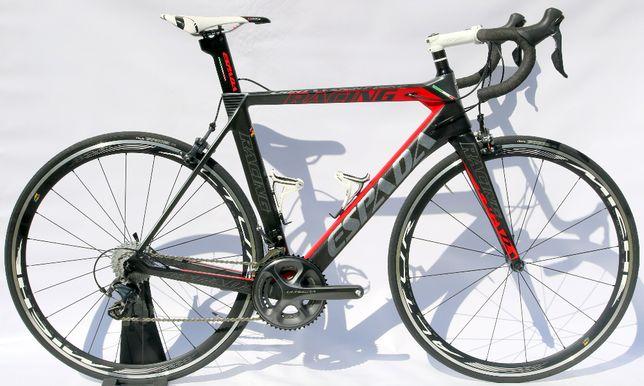 Rower szosowy Włoska ESPADA RACING AERO ultegra 55 karbon