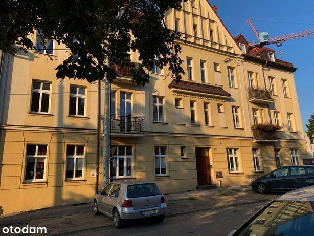 3 pokoje, ul. Seminaryjna - 1 piętro, z balkonem