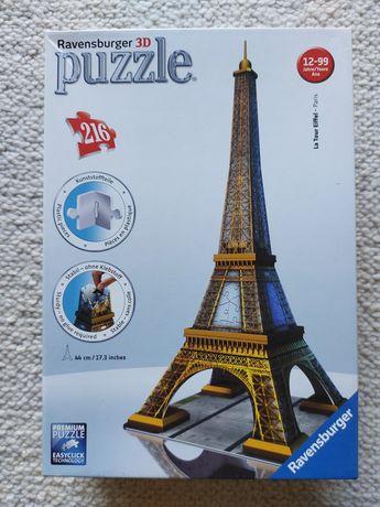 Puzzle 3d La Tour Eiffel