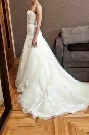 Свадебное платье Enzoani blue dabra