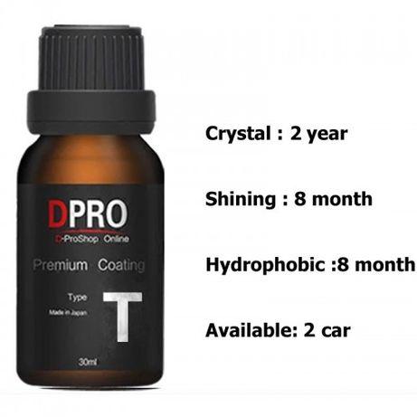 DPRO Type T Жидкое стекло тип Т нано нанокерамика
