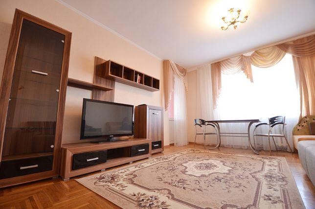 Сегодня свободная! Уютная квартира люкс класса на улице Никольская!