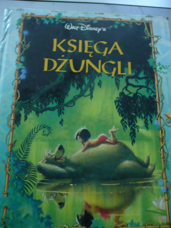 Księga Dżungli Walt Diney Egmont American