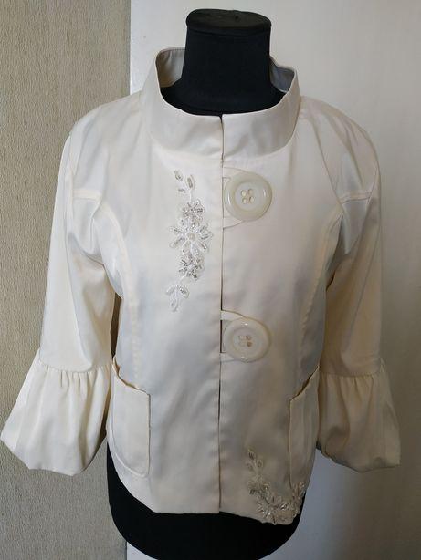 Балеро пиджак накидка