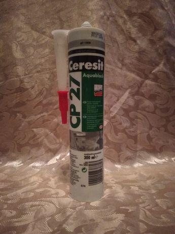 Клей герметик, Ceresit Aquablock cp 27.