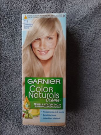 Farba Garnier Colour Naturals 111 SUPERJASNY POPIELATY BLON