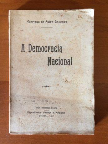 A Democracia Nacional - Henrique de Paiva Couceiro 1917