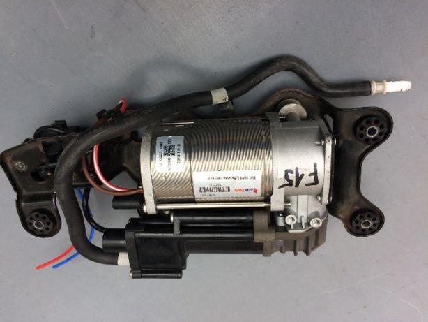 Компрессор подкачки пневмоподвески BMW X5 F15 БМВ Х5 Ф15