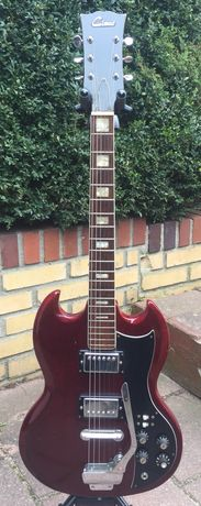 Cimar SG by Ibanez '70 Japan - gitara elektryczna - sklep GRAM K-lin