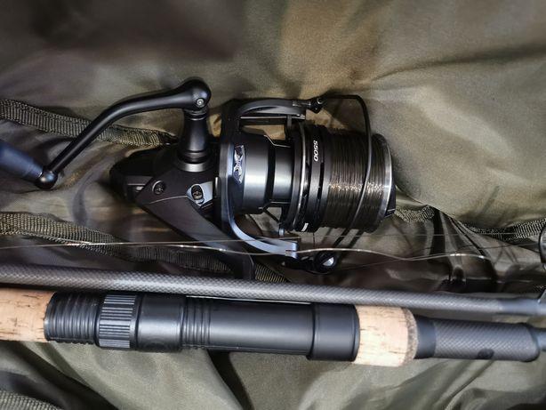 Nash scope 10 ft shimano xtc 5500 ci4+