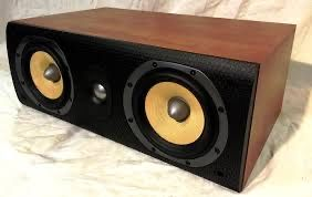 Bowers and Wilkins LCR 60 S3.
