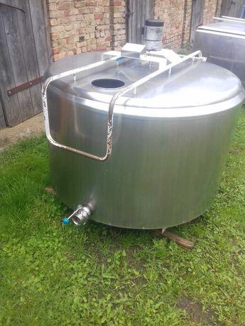 Schładzalnik zbiornik do mleka