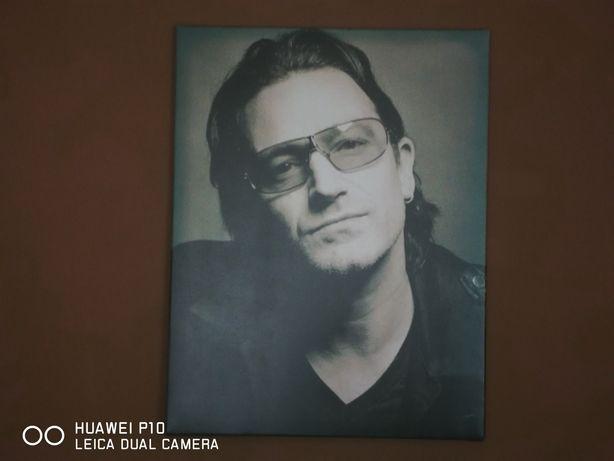 Obraz Bono -  U2 Obraz