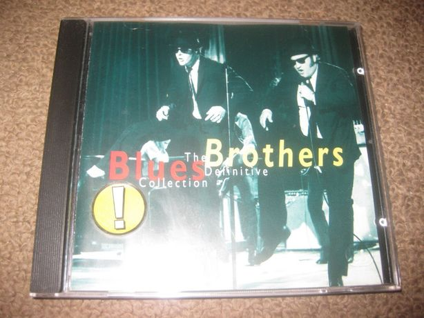 """CD dos Blues Brothers """"The Definitive Collection"""" Portes Grátis!"""