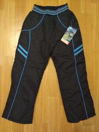 Новые утепленные детские штаны