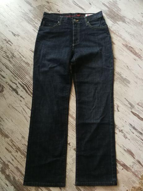 Mustang spodnie jeans męskie w32 granatowe