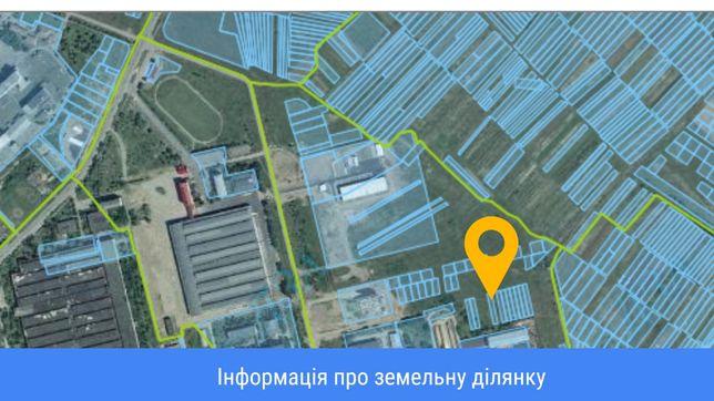 Земельна ділянка для ведення сільскогосподарської діяльності
