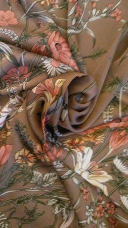 Платок 70х70 Искусственный шелк