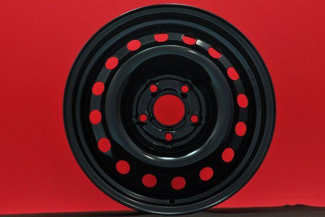 4x felgi stalowe R16 5x114 Nissan Juke Leaf Qashqai Renault Megane 3 4