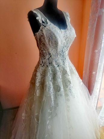 Sukienka ślubna Agora