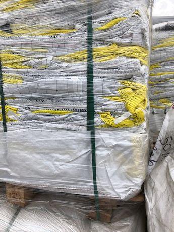 Worki Big Bag Używane do Kiszenia Kukurydzy z Folią w środku Mocne!
