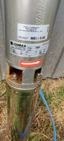 Bomba submersível para furos ou poços