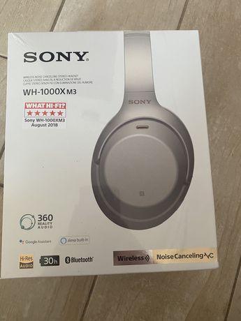 Sluchawki Sony  WH-1000XM3