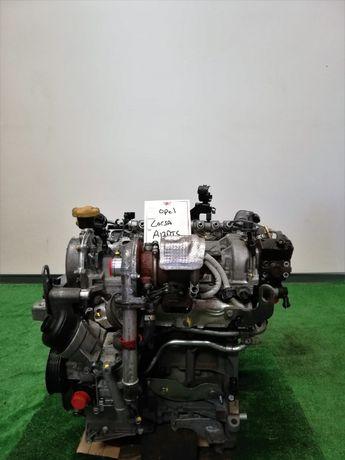 Motor Opel Corsa D 1.3 CDTI / 2011 / Ref: A13DTC