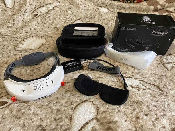 Eachine EV200D FPV 5.8G Diversity очки новые