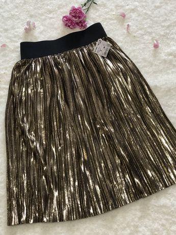 Супер красивенная юбочка от KIABI для  Вашей модницы,новая!!!