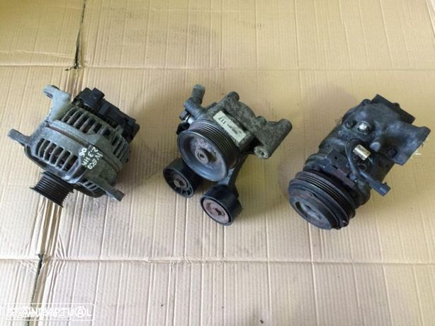 Alternador + Compressor AC Iveco Daily 2.3 06-14