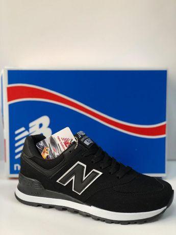 New Balance 574. Rozmiar 43. Kolor czarny. Nowość